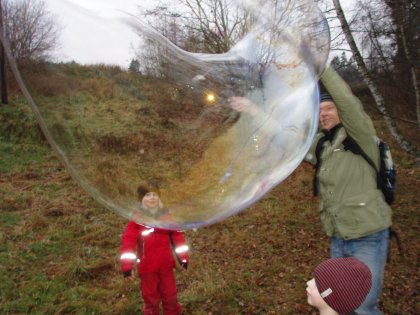 Störst bubbla